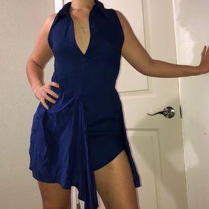 3.1 Phillip Lim SZ S or 4 Blue Dress Silk ✨